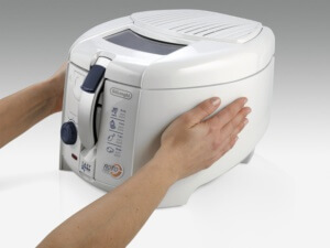 DeLonghi F 28311 W1 Cool-Touch-Technologie