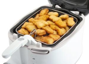 Gelungen: Chicken Nuggets werden goldbraun und knusprig
