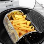 Pommes Frites aus der Klarstein Vitair Heißluftfritteuse