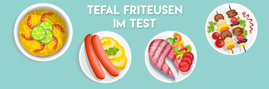 Tefal Friteusen im Test