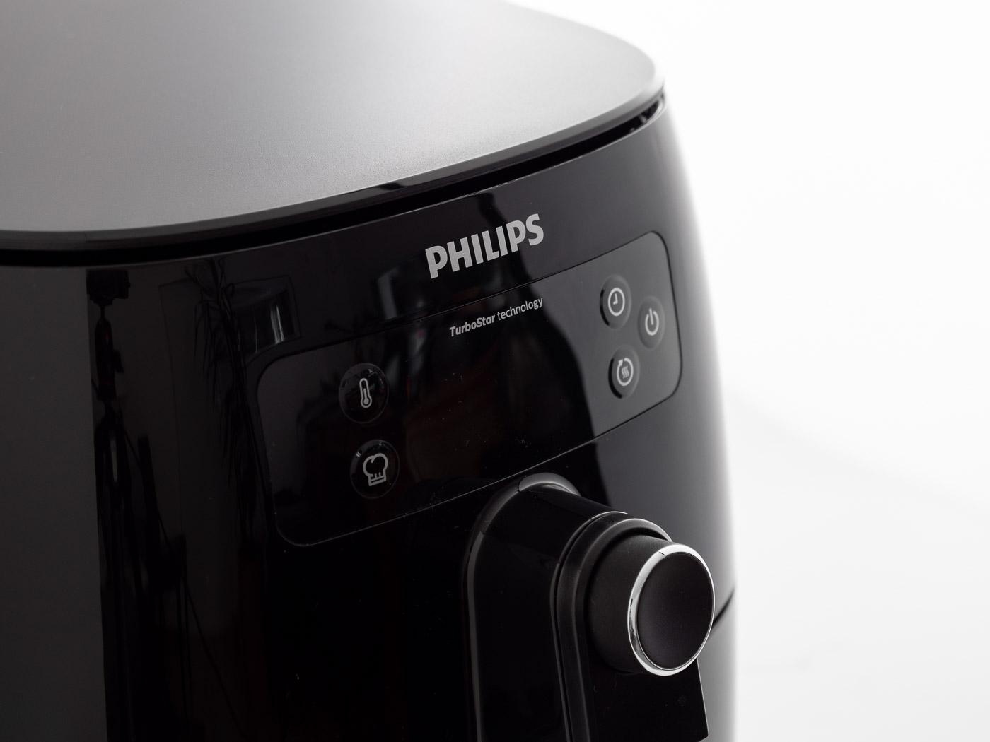 Philips HD9641/90 Bedienfeld