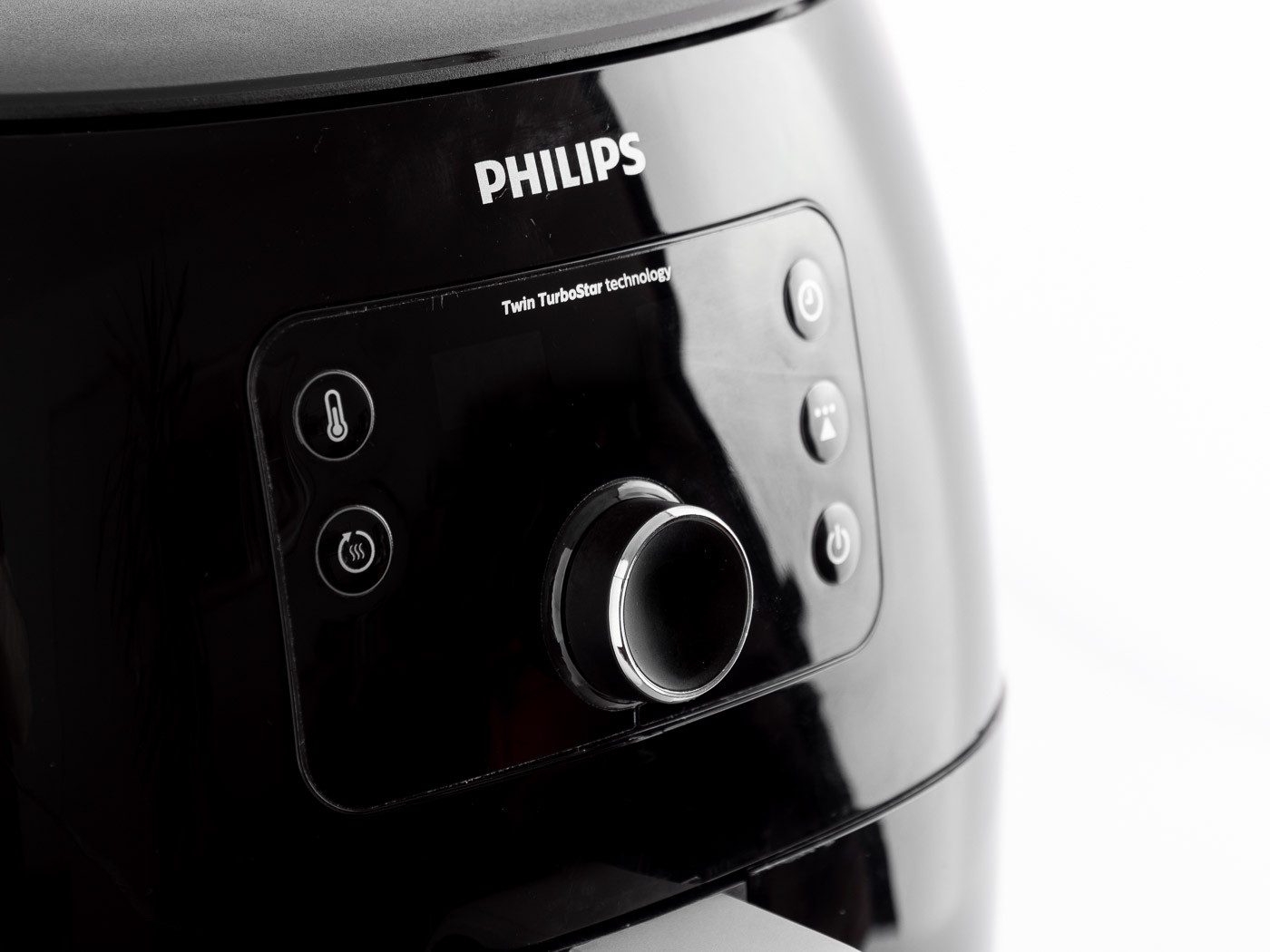 Philips HD9652/90 Bedienfeld