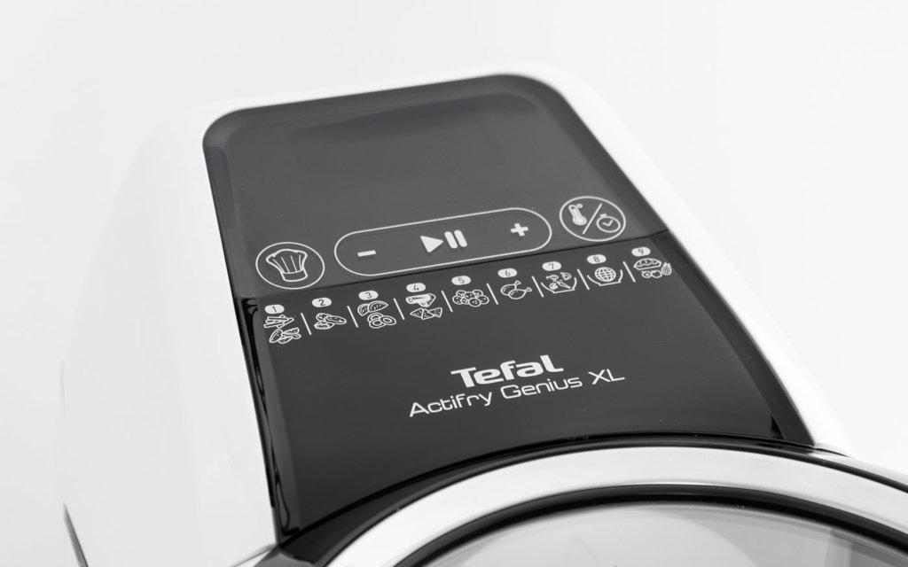 Tefal Actifry AH9600 Bedienfeld
